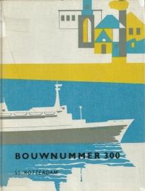 Bouwnummer 300, SS Rotterdam