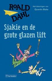 Roald Dahl ; Sjakie en de grote glazen lift
