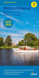 ANWB wateralmanak 1 - Wateralmanak 1 2021/2022
