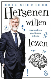 Erik Scherder ; Hersenen willen lezen