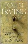 Irving, John ; Weduwe voor een jaar