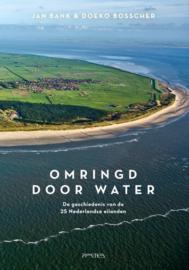 Jan Bank ; Omringd door water