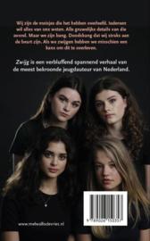 Mel Wallis de Vries ; Zwijg