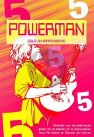 Powerman Solo en Improvisatie