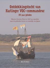 Ontdekkingstocht van Harlinger VOC-commandeur 375 jaar geleden