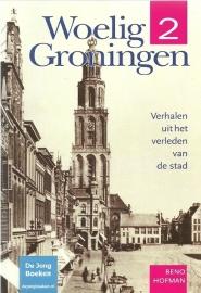 Woelig Groningen : verhalen uit het verleden van de stad