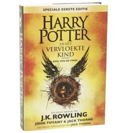 J.K. Rowling ; Harry Potter en het vervloekte kind Deel 1+2