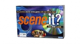 Scene it? The DVD Game
