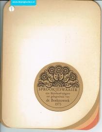 Sprookjeswaaier - Een Bijenkorf-uitgave ter gelegenheid van de Boekenweek 1973