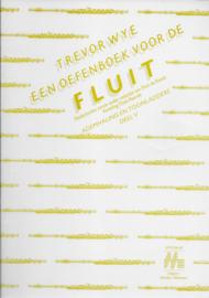 Oefenboek voor de Fluit Vol. 5 Ademhaling en Toonladders