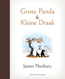 James Norbury ; Grote Panda & Kleine Draak