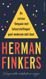 Herman Finkers ; De cursus 'Omgaan met teleurstellingen' gaat wederom niet door
