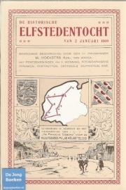 De historische elfstedentocht gehouden den 2en januari 1909