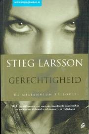 Larsson, Stieg - Gerechtigheid
