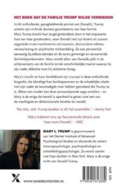 Mary L. Trump ; Te veel en nooit genoeg