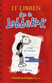 Jeff Kinney ; It libben fan in Labbekak