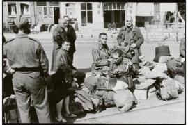 De Tweede Wereldoorlog in honderd foto's