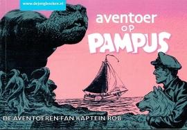 Aventoer op Pampus - De aventoeren fan kaptein Rob