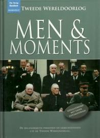 De Tweede Wereldoorlog: Men & moments