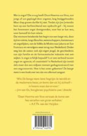 Daan Heerma van Voss ; De bange mens
