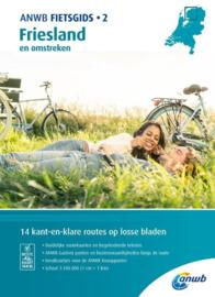 ANWB fietsgids 2 - Friesland