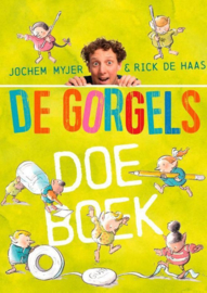 Jochem Myjer ; Gorgels - De Gorgels - Doeboek