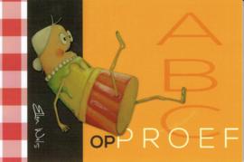 ABC op proef - Een ABC over eten met een knipoog ;-)