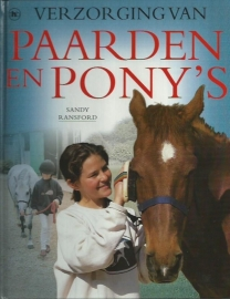 Verzorging van paarden en pony`s