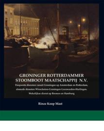 Rederij-boeken - Groninger Rotterdammer Stoomboot Maatschappij NV