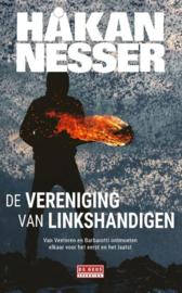 Hakan Nesser ; De vereniging van Linkshandigen