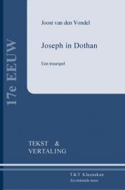 Joseph in Dothan ; Joost van den Vondel