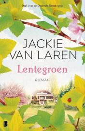 Jackie van Laren ; Onder de bomen 1 - Lentegroen