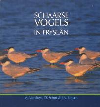 Schaarse vogels in Fryslân