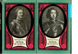 Tolstoj, Aleksej ; Peter de Eerste