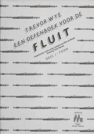 Oefenboek voor de Fluit Vol.1 Toon