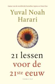 Yuval Noah Harari ; 21 Lessen voor de 21ste eeuw