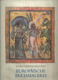 Europäische Buchmalerei