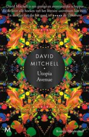 David Mitchell ; Utopia Avenue