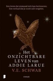 V.E. Schwab ; Het onzichtbare leven van Addie LaRue