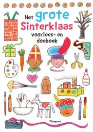 Het grote Sinterklaas voorlees- en doeboek