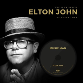 The Icon Series - ELTON JOHN