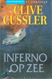 Cussler, Clive ; Inferno op zee