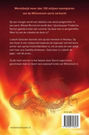 David Lagercrantz ; Millennium 6 Zij die moet sterven