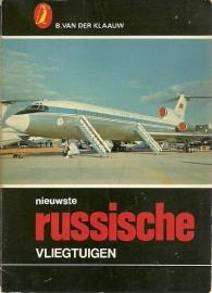Nieuwste Russische vliegtuigen