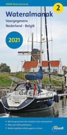 ANWB wateralmanak 2 - Wateralmanak 2 2021