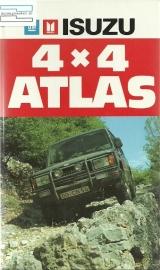 Isuzu 4 x 4 atlas