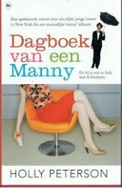 Peterson, Holly ; Dagboek van een Manny