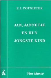 Jan, Jannetje en hun jongste kind ; E.J. Potgieter