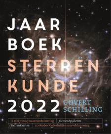 Govert Schilling ; Jaarboek sterrenkunde 2022