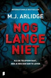 M.J. Arlidge ; Helen Grace 9 - Nog lange niet
